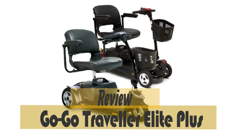 3 and 4 wheel options of the go-go traveller we reviewed