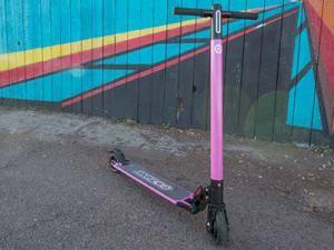Gotrax glider pink edition