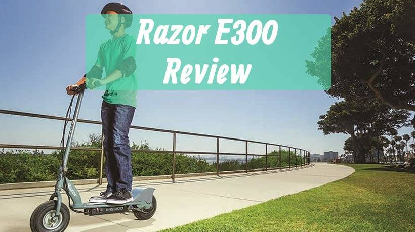 Razors e300 in action