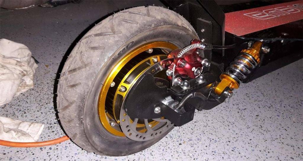 braking system q1