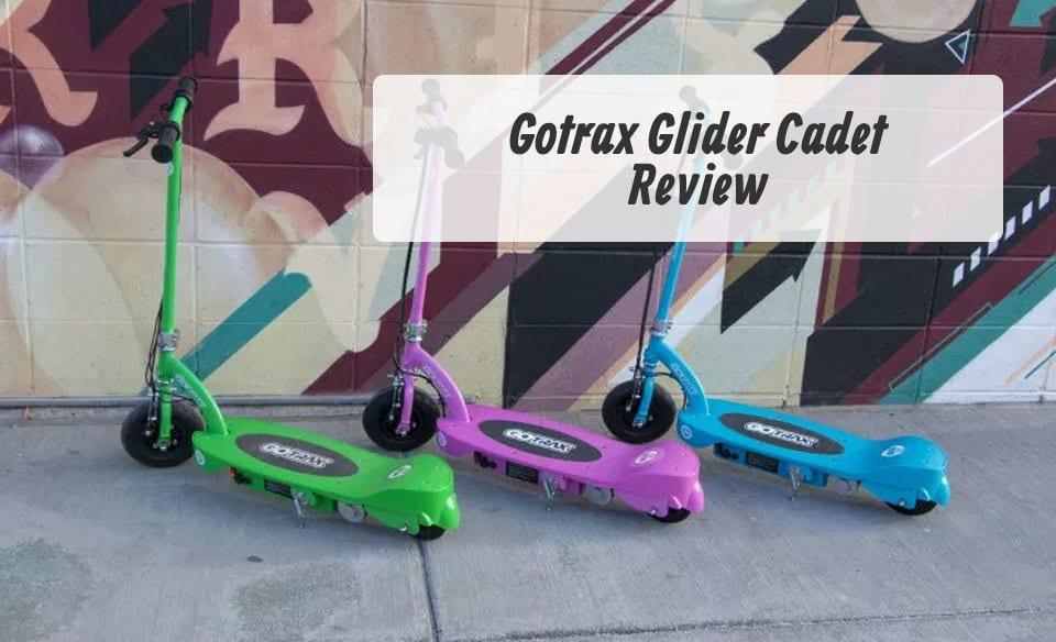 Gotrax glider cadet for kids