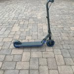 Side View Zing E10 Electric Scooter