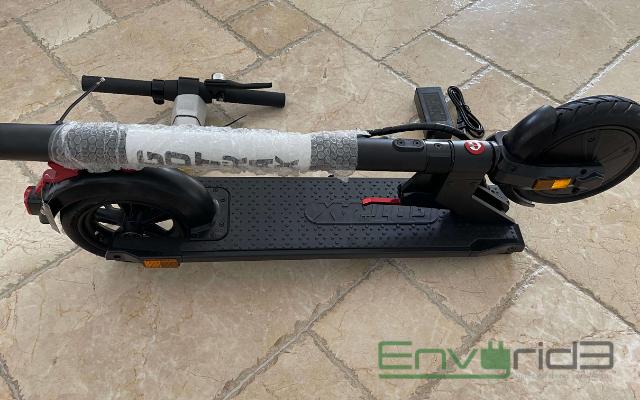 GoTrax GXL V2 Folding Electric Scooter