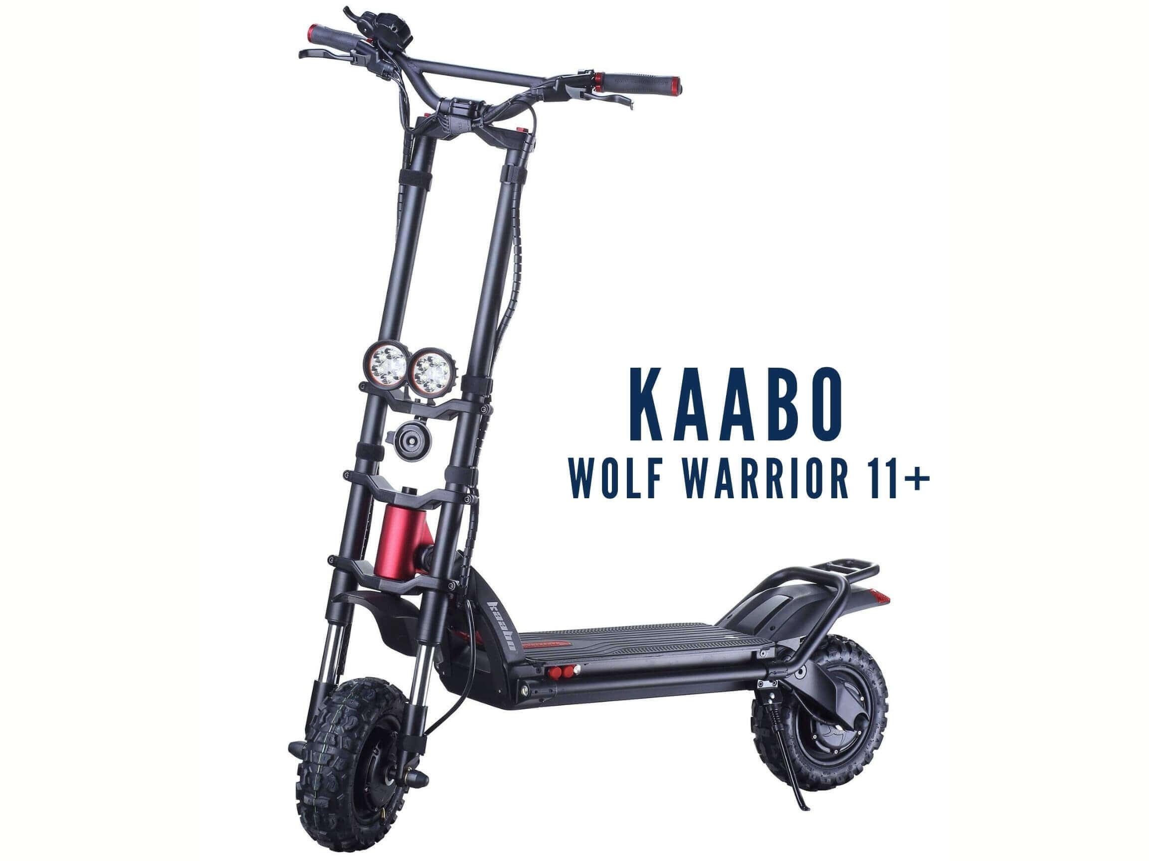 Kaboo Wolf Warrior 11