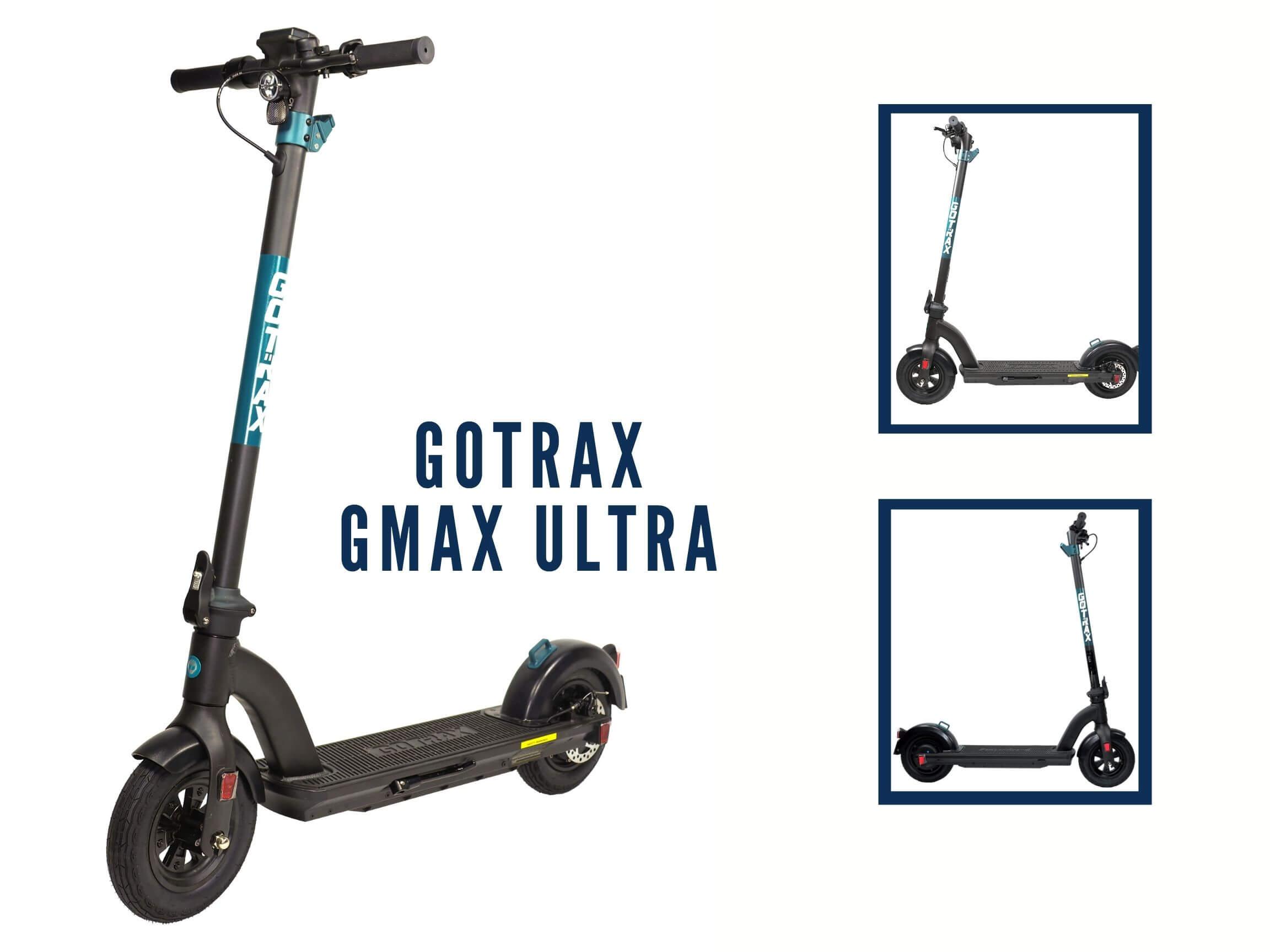 GoTrax Gmax Ultra - Fastest GoTrax Scooter