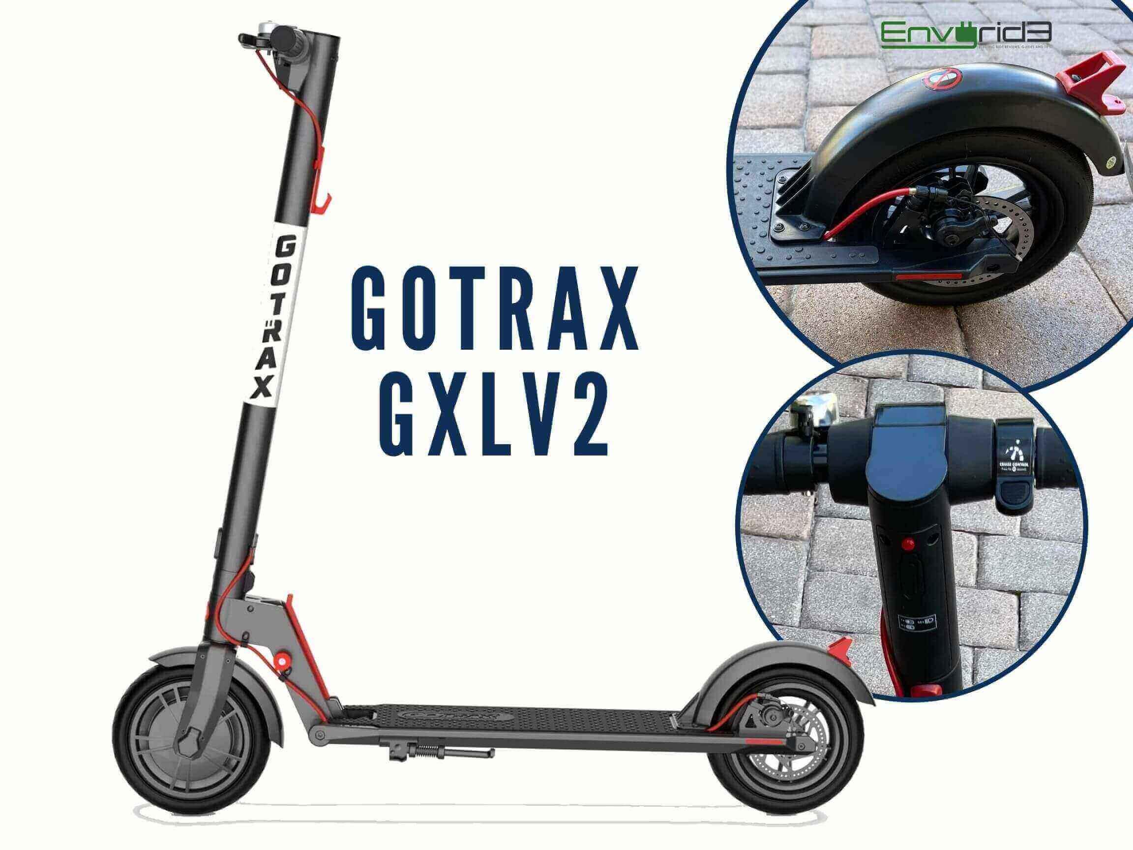 GoTrax GXL V2