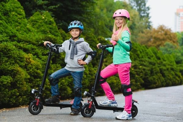 Electric Scooters Legal