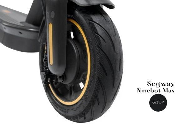 Segway Ninebot Max G30P Dual Brake system