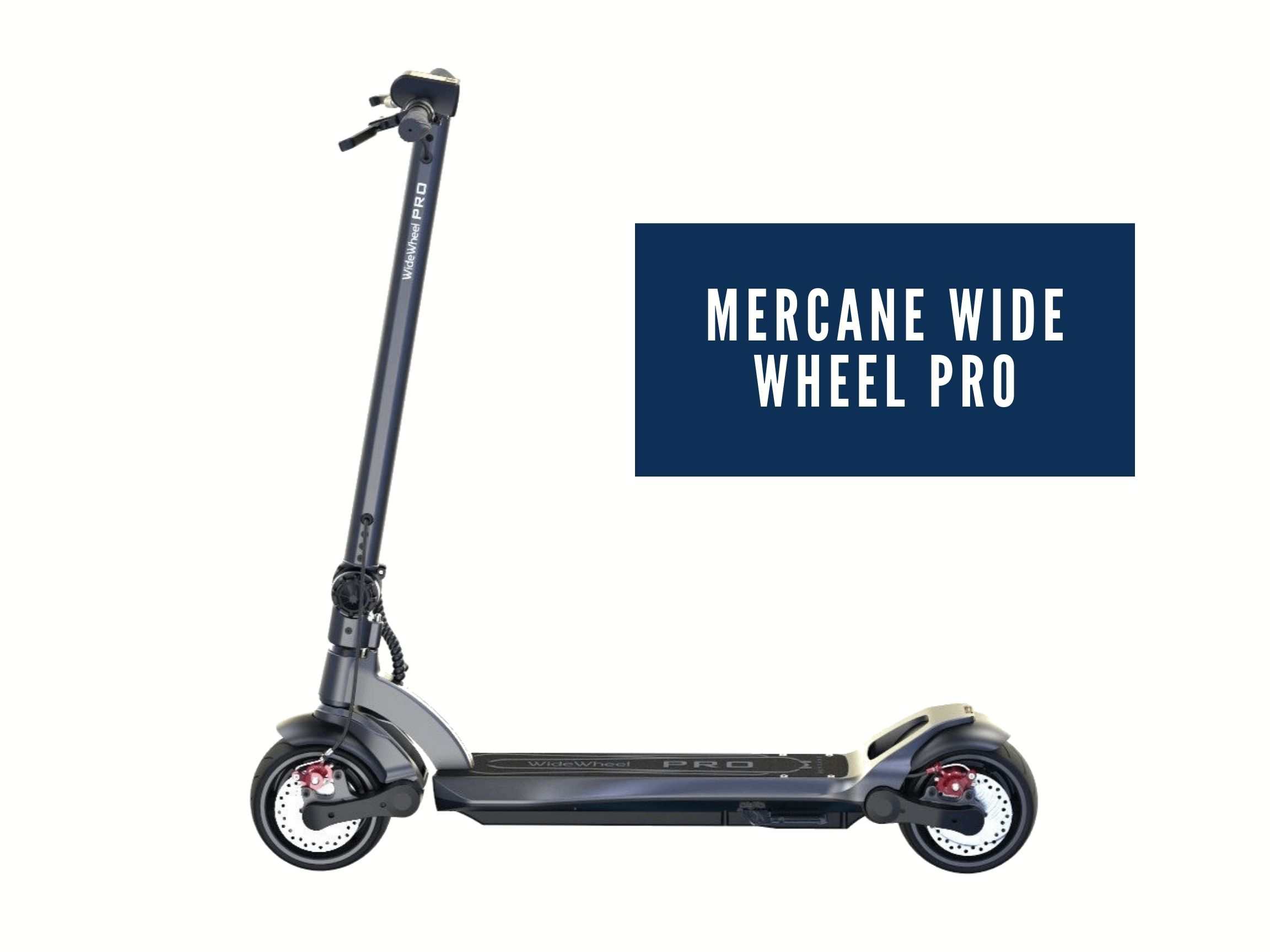Mercane Wide Wheel Pro with Seat