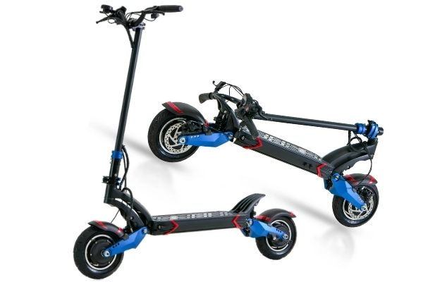 electric scooter banned on pathway