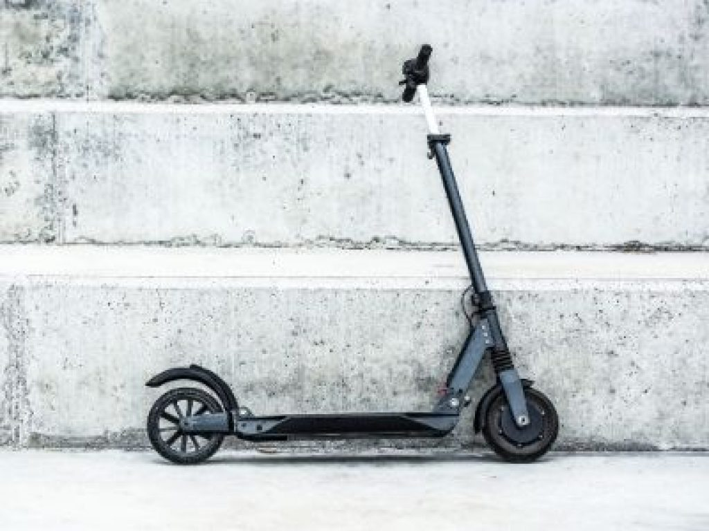 Electric scooters are sustainable