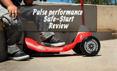 Pulse Performance Safe Start Review – 3-Wheel Toddler Electric Scooter