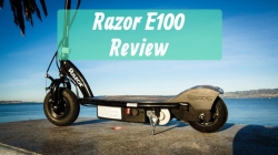 Razor E100 review – How good is the cheap Razor electric scooter