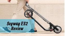 Segway Ninebot ES2 Electric Scooter Review